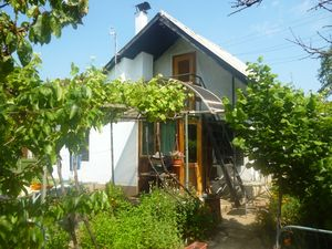 Nice small cozy villa with amazing views and plot of land