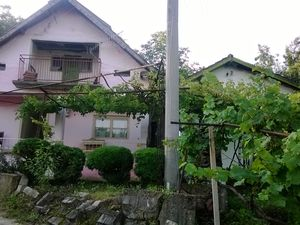 Two villas with plot of land and nice views near forest