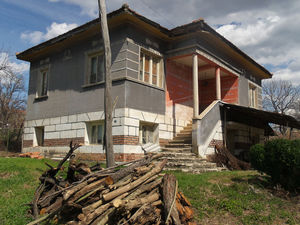 Spacious, one-storey house near Vidin