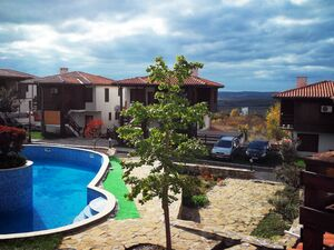 1 BED apartment, 63 sq.m., with lovely panoramic views
