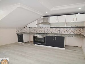 1+1 with open kitchen for sale in Istanbul
