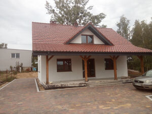 House in Poland for sale---bargain