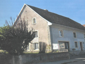 SWITZERLAND - LARGE DETACHED HOUSE 7.5 ROOMS / 2 APARTMENTS