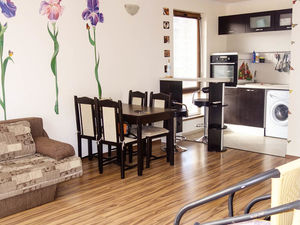 Modern 1-bedroom apartment in Tarantula, Sunny Beach