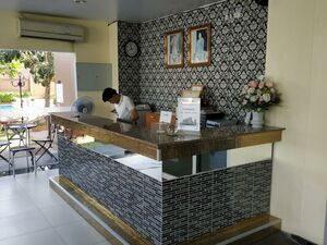 Freehold hotel for sale in Pattaya, Thailand.