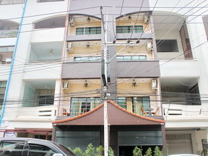 Freehold Guest House for sale in Pattaya, Thailand.