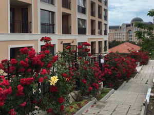 Brand new studio apartment with sea views in St. Vlas