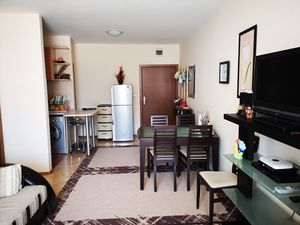 ONE BEDROOM APARTMENT WITH UNDERGROUND PARKING PLACE !!!