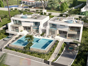 New Villa in Moraira (Sol Park).