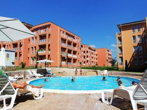 Pool View 1-bedroom apartment in Sunny Day 6, Sunny Beach