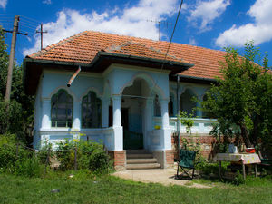 Authentic Romanian house for sale