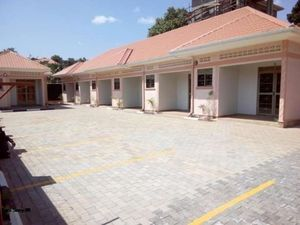 NAJJERA MODERN SELF CONTAINED DOUBLE ROOM HOUSE RENT@400K