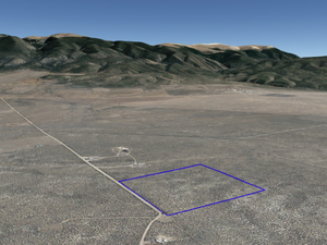 10 acres in Taos County, New Mexico perfect for building.
