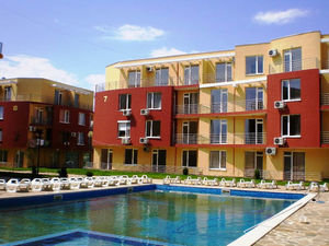 Comfortable 1-bedroom apartment in Sunny Day 5, Sunny Beach