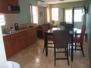 4 apartments Condo at Culebra with amazing view