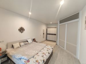 """Spacious euro one-bedroom apartment in the """"Pobeda"""" resident"""