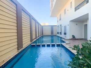 2 beds/ 2 baths apartment close to Marriott hotel