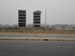 4 Kanal Hot Commercial Plot In Dha Phase 8 For Rent