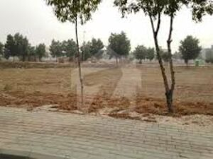 10 Marla Outclass Plot For Sale In Bahria Town