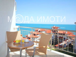 Sea view! Large one bedroom apartment with great sea views
