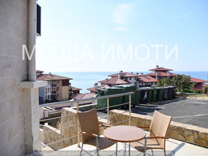 Sea view! Big studio with great view in Saint Vlas