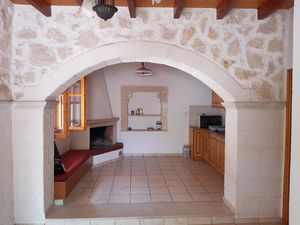 Beautiful house in a tradittional village of Pigi, Rethymno