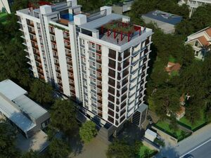 RAJAGIRIYA - 3 Bedroom, higher floor New Apartment for Sale