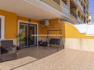 Costa Blanca Furnished 2 Bed Apartment with Garden - Algorfa