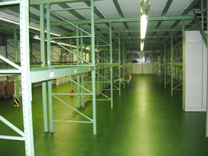 Warehouse For Rent in Germany