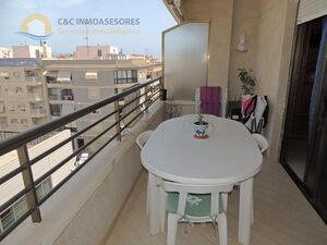 Apartment 500 meters from the beach