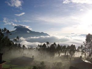 Andean Mountain Traveler's Retreat in Otavalo, Ecuador