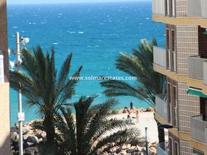 Costa Blanca Beachside Apartment 80m To Sea - Torrevieja