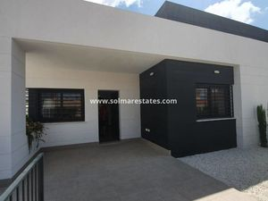 Costa Blanca Key Ready Furnished Semi Detached House - Busot