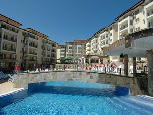 2 BED spacious ground floor apartment, 90 sq.m., Sunny Beach