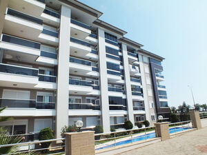 Furnished Apartment 1+1 with sea view