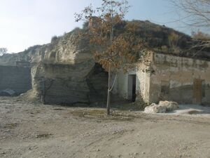 Two cave houses for renovation. LLPA03