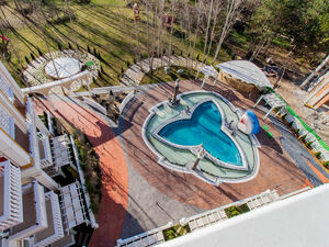New built 2 bedroom pool view apartment in Sweet Homes 6