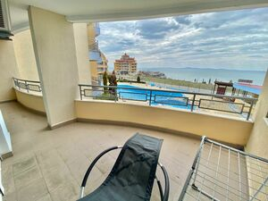 2 BED, 2 BATH apartment with big balcony in Lucky, Ravda