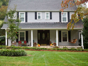 You will love the charm and character of this true farmhouse