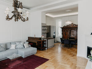 Exclusive apartment for rent at Budapest Andrássy street