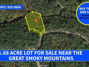1.68-Acre Residential Lot For Sale - Murphy, North Carolina