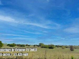 Private, Convenient & Affordable lot in Johnson County!