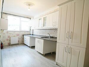 1+1 Apartment with Big Terrace For Sale In Istanbul