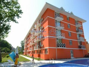 Fantastic one-bedroom apartment for sale in Sunny Beach