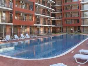 Studio for sale in the center of the resort sunny Beach