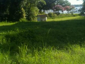 lot for sale on Georges Lake