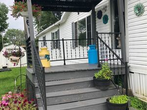 Spacious 4 bedroom 2 bath home for sale in Nappanee