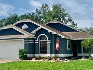 New 4 beds 2 baths house for rent in Lutz