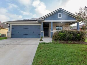 Awesome 3 bed 2 bath house for rent in Pflugerville