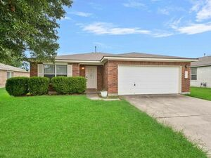 Beautiful 4 beds 3 baths house for rent in Leander